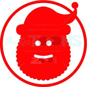 Christmas-Santa-Claus-pictogram