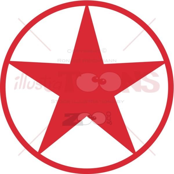 Christmas-star-pictogram