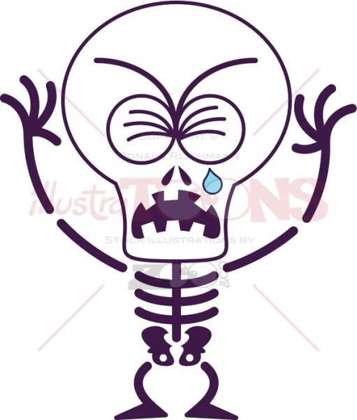 Cute-Halloween-skeleton-crying-and-sobbing