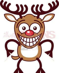 Embarrassed-Christmas-reindeer