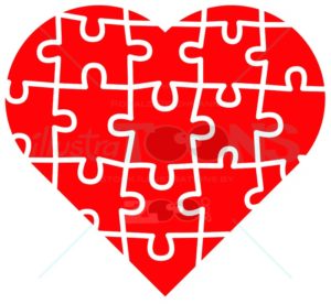 Jigsaw-puzzle-of-love
