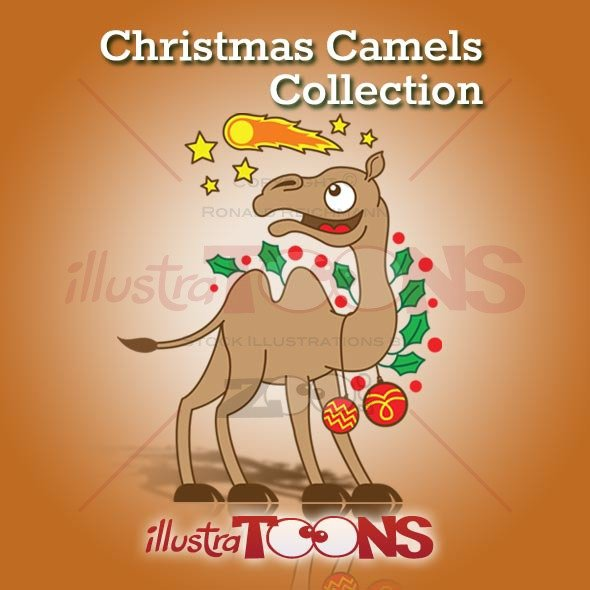 Christmas Camels Collection