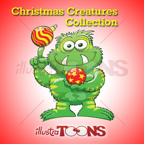 Christmas Creatures Collection