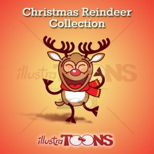 Christmas-Reindeer-Collection