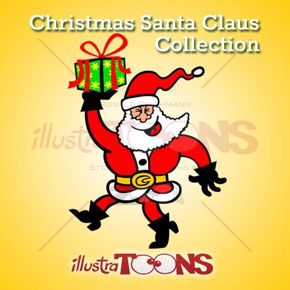 Christmas Santa Claus Collection