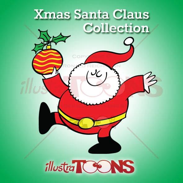 Xmas Santa Claus Collection