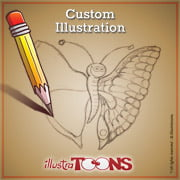 Custom Illustrations by illustratoons