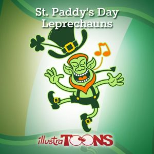 Saint Paddy's Day Leprechauns Collection