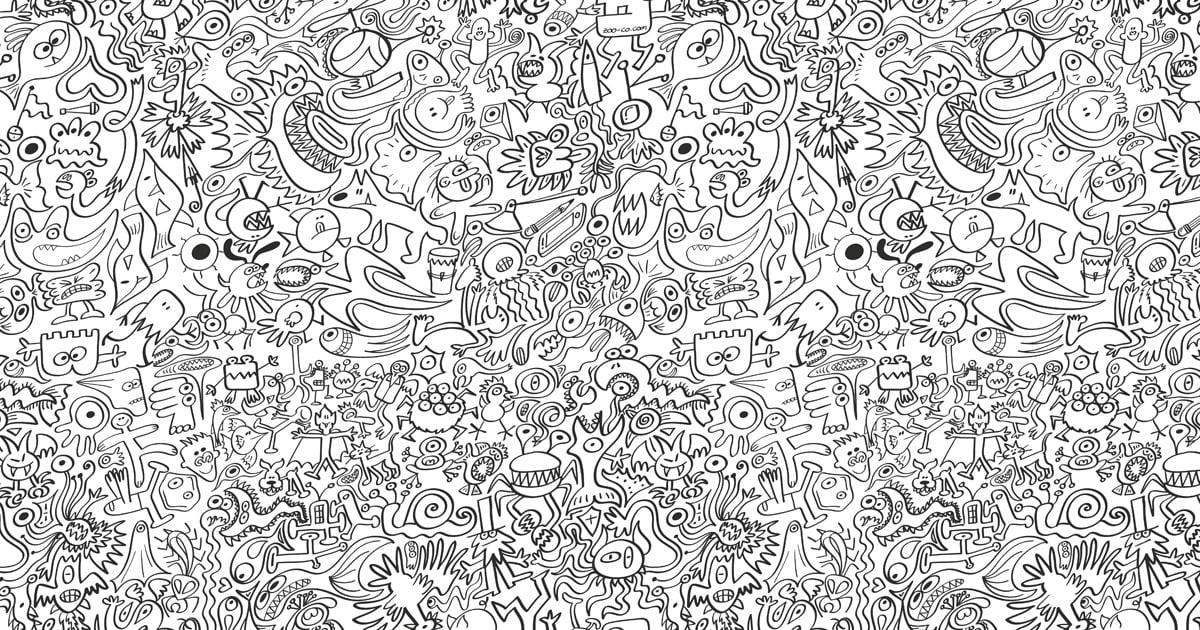 Pattern Design & Doodle Art